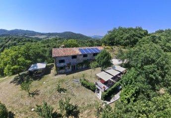 1 bedroom Villa for rent in Gubbio