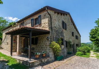 1 bedroom Farmhouse for rent in Gubbio