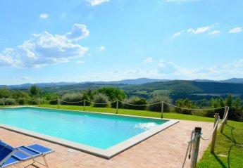 5 bedroom Villa for rent in Marsciano