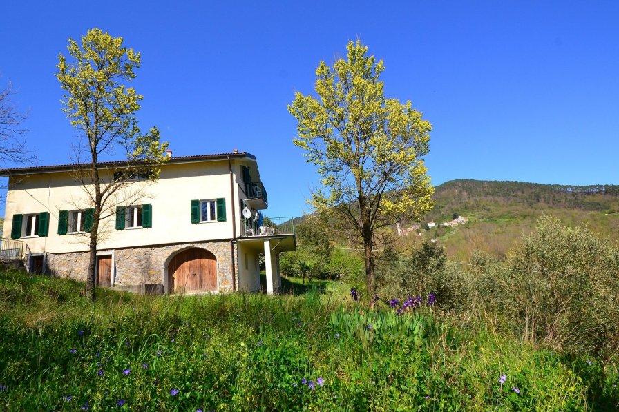 Cottage in Italy, Sesta Godano
