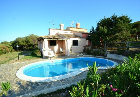 Villa in Stintino, Sardinia