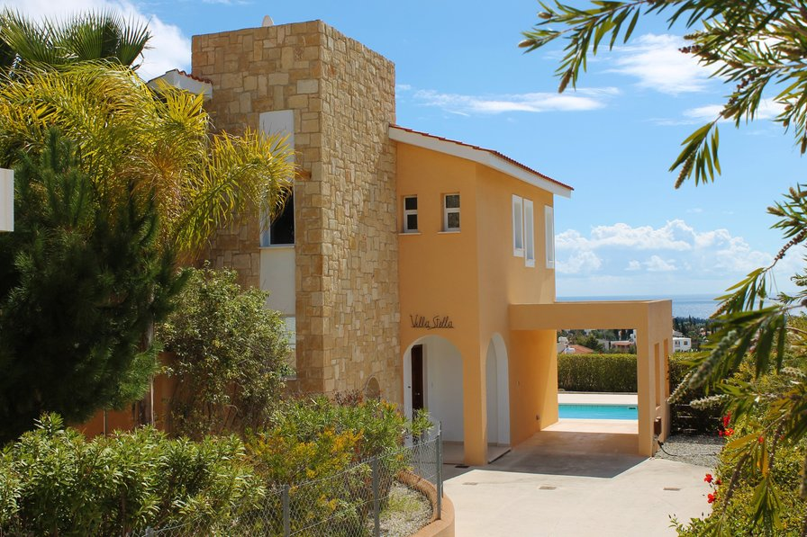 Owners abroad Villa Stella, 3 Bed Detached Villa in Peyia