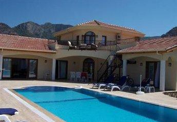 Villa in Turkey, Okcular Dalyan: Private seclueded pool