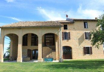 8 bedroom Villa for rent in Salsomaggiore Terme