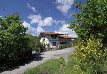 Villa in Campo Tizzoro, Italy
