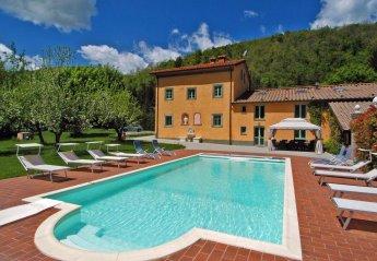 6 bedroom Villa for rent in Pistoia