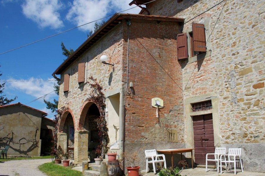 Villa in Italy, Castelfranco Piandiscò