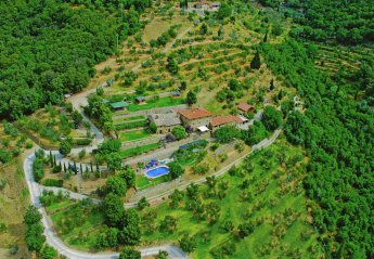 5 bedroom Cottage for rent in Cortona