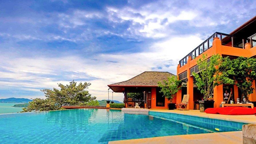 Owners abroad Villa Suda