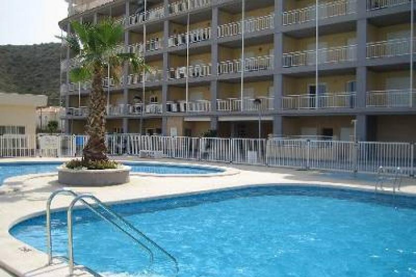 Apartment To Rent In El Campello Spain With Pool 32672