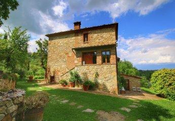 7 bedroom Villa for rent in Montepulciano