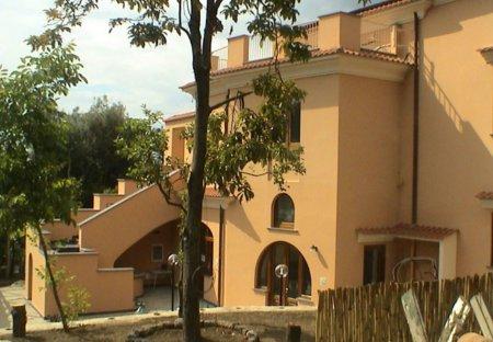 House in Sorrento, Italy