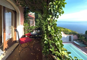 5 bedroom Villa for rent in Taormina