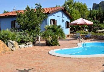 2 bedroom Villa for rent in Castellammare del Golfo