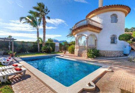 Villa in Costa Zèfir, Spain