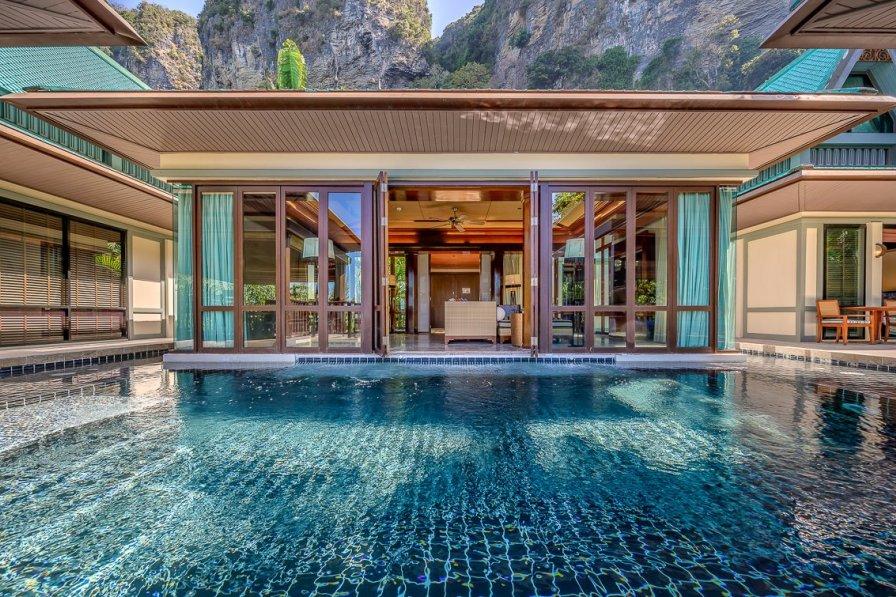 Owners abroad Villa Yuwasak