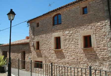 Country House in Rocallaura, Spain