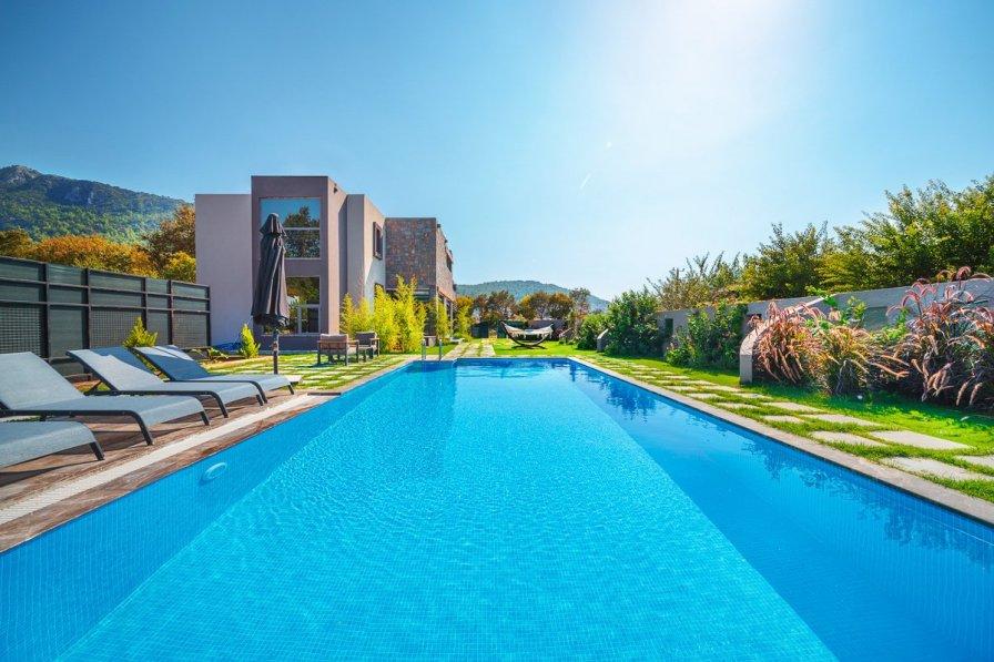 Owners abroad Villa Alev