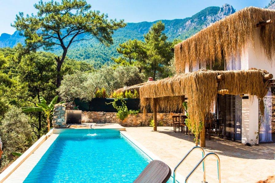 Owners abroad Villa Emel