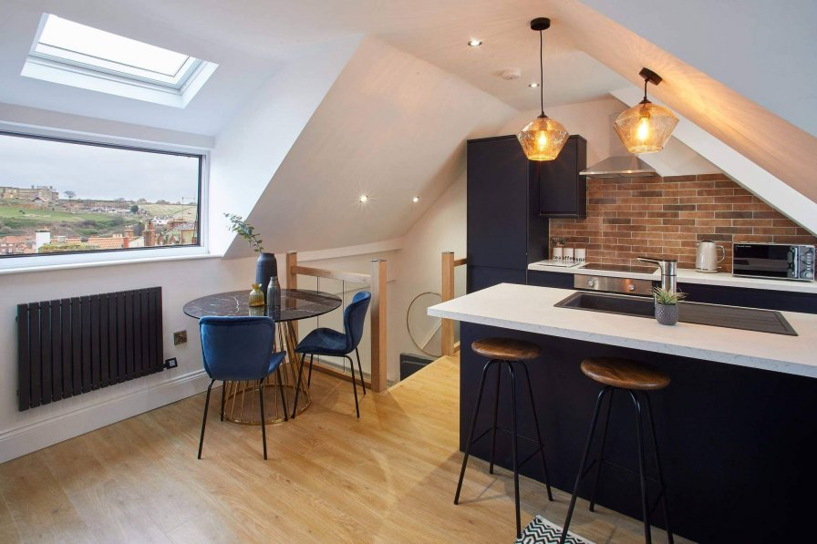 Apartment in United Kingdom, Whitby