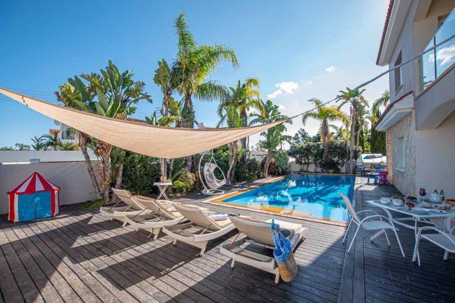 Owners abroad Villa Cute Ayia Napa