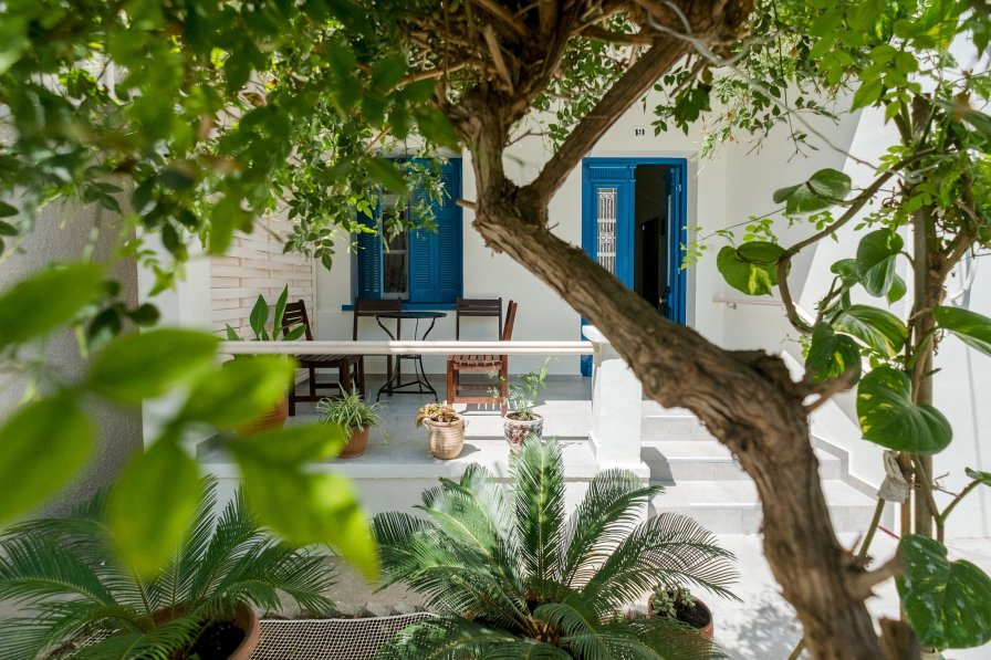 Owners abroad Grandma's Chic Home in Chania Venetian Harbor