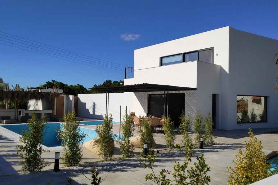 Owners abroad Bianco Boutique Villas -Eva