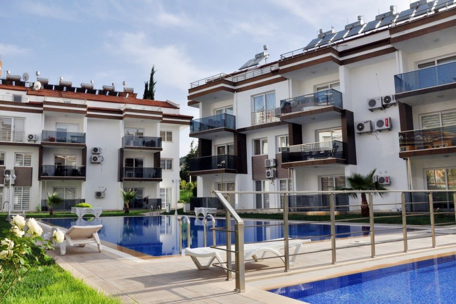 Owners abroad Pinara Apartment A6