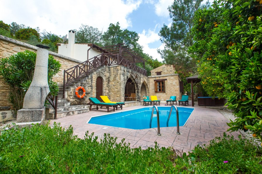 Owners abroad 3 Bedroom Villa Valencia, Paphos, Cyprus