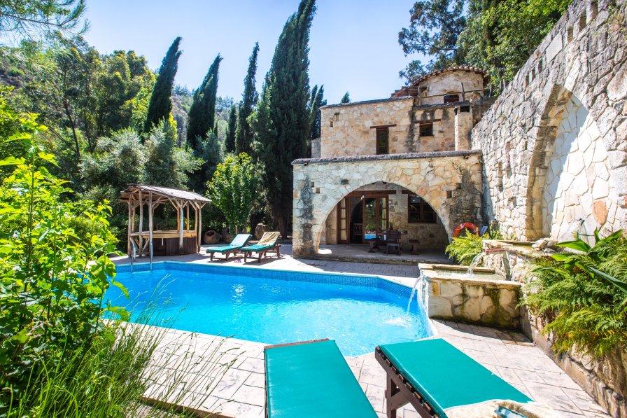Owners abroad 3 Bedroom Villa Mylos, Paphos, Cyprus
