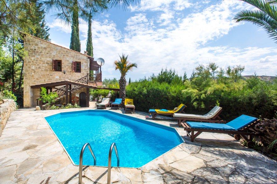 Owners abroad 3 Bedroom Villa Ambeli, Paphos, Cyprus