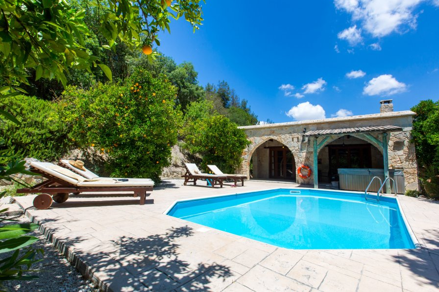 Villa To Rent In Northern Cyprus Cyprus With Private Pool