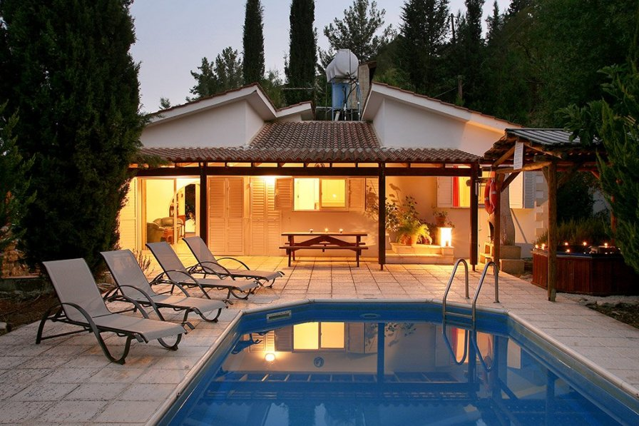 Owners abroad 2 Bedroom Villa Levandah, Paphos, Cyprus