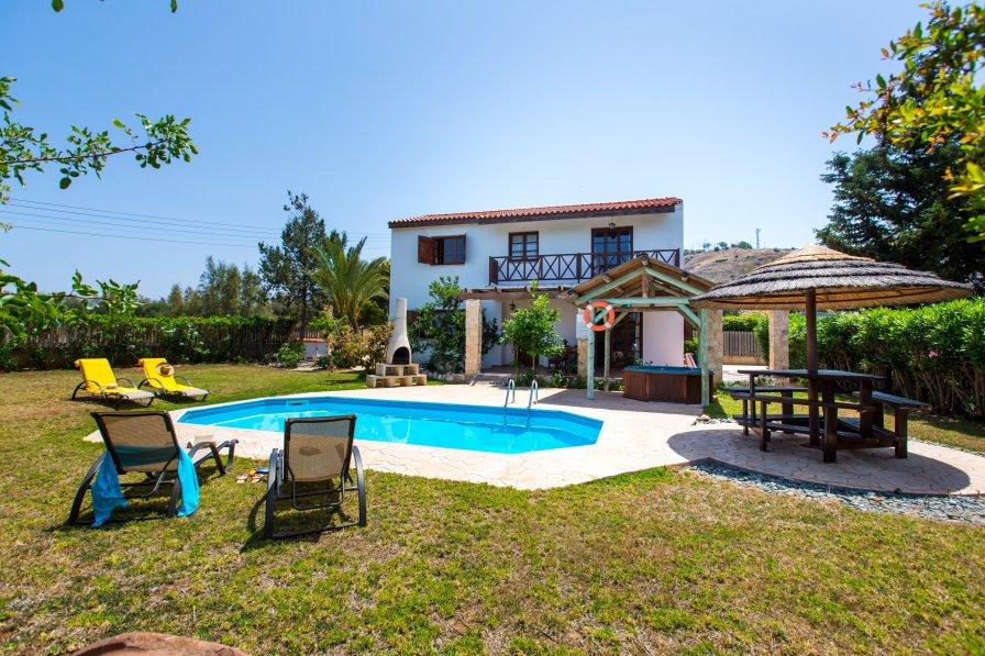 Owners abroad 2 Bedroom Villa Pomos, Paphos, Cyprus