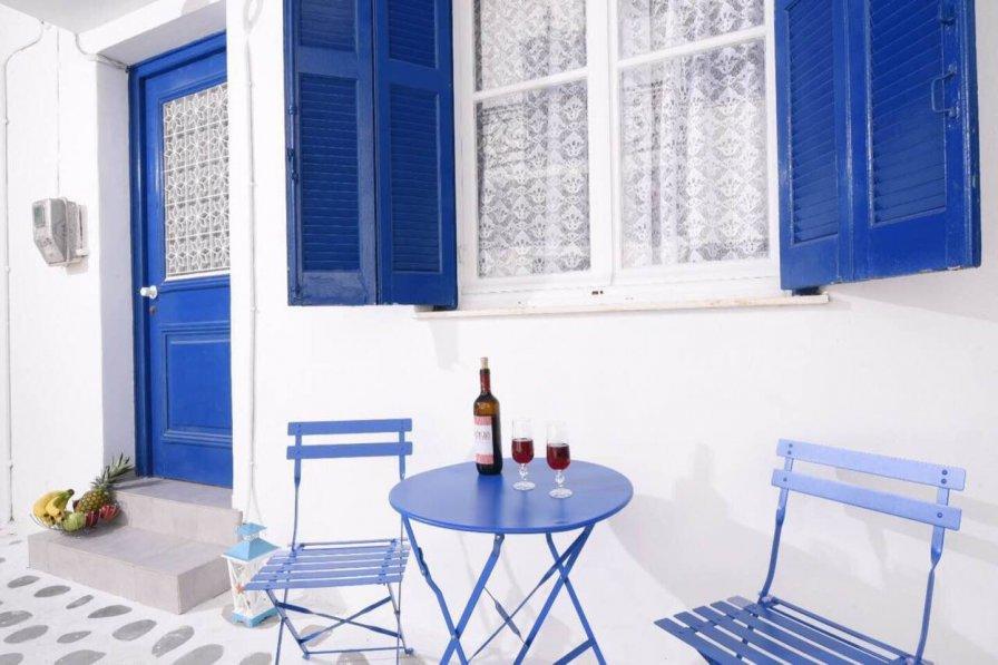 House in Greece, Paros