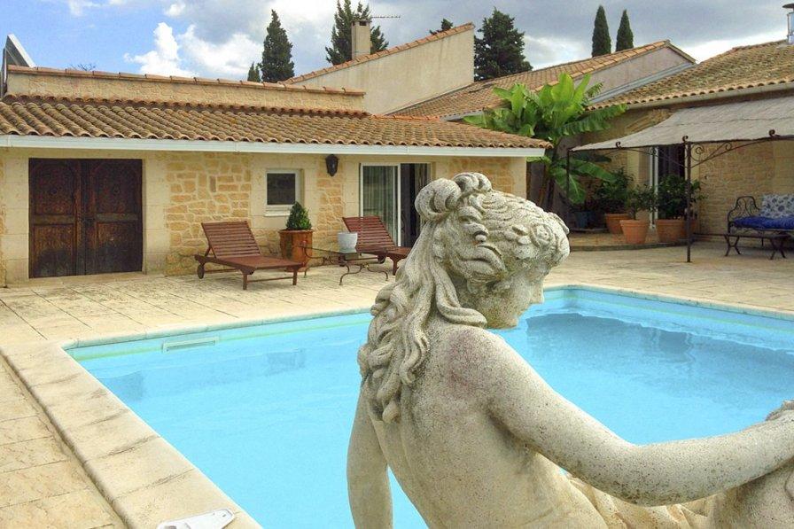 Owners abroad Villa Carreaux Bleus