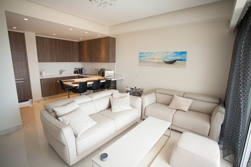 Owners abroad Luxurious apartment E32 in Nerreids residence Limassol Marina