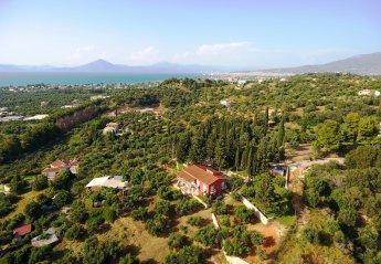 Villa in Greece, Achaea