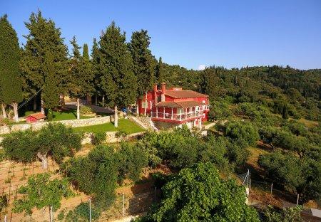 Villa in Achaea, Greece