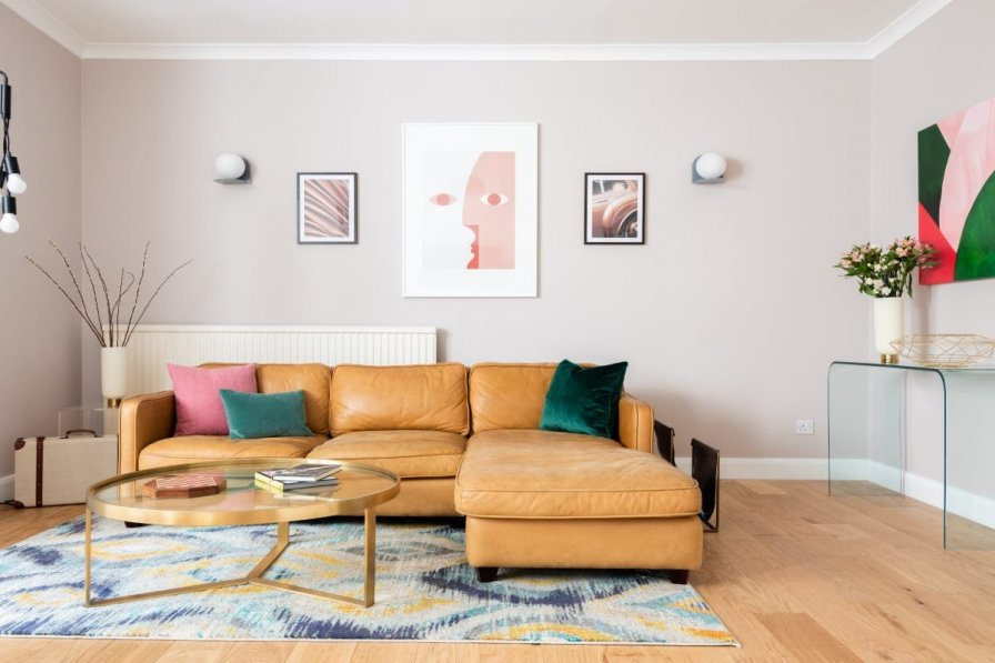 Owners abroad The Kensington Grove - Stylish 2BDR Flat with Private Patio