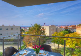 3 bedroom Apartment for rent in Sitges