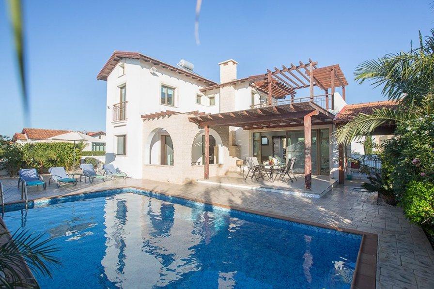 Owners abroad Villa Nissi