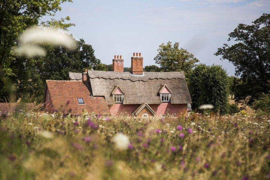 Owners abroad The Suffolk Farmhouse