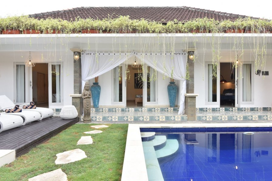 Owners abroad VILLA BAMBOO - Great location pool villa in Seminyak