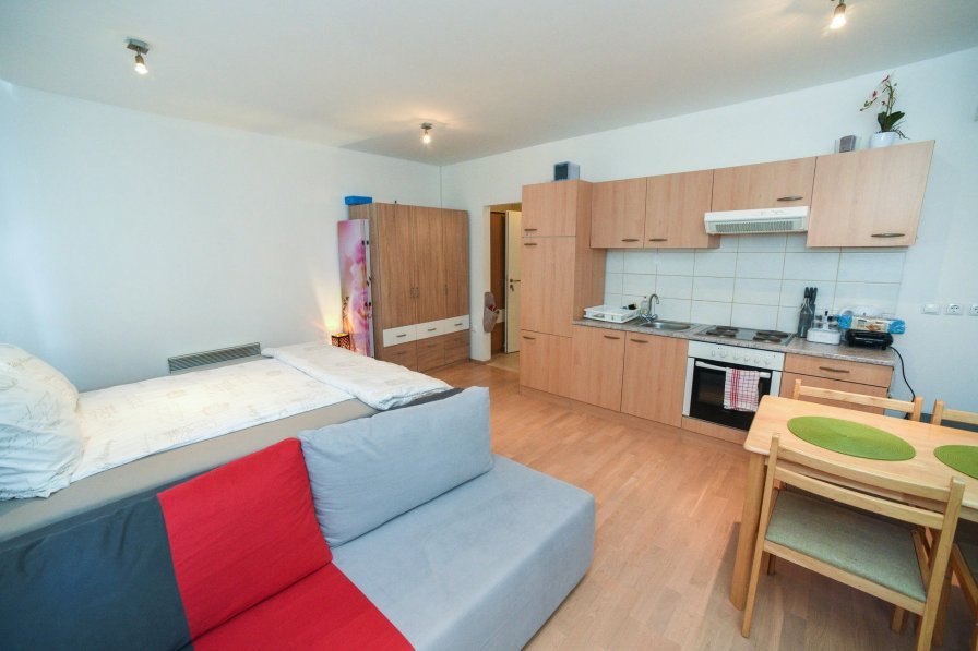 Owners abroad Studio rental in Center, Slovenia