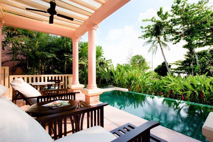 Owners abroad Villa Isra