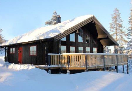 House in Jarvso, Sweden