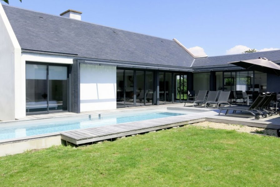 Villa in France, Arzon