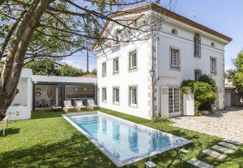5 bedroom Villa for rent in Biarritz