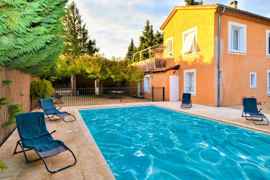 Owners abroad Caumont-sur-Durance villa to rent